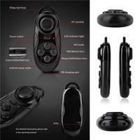 Wholesale Multi function Smart Bluetooth Gamepad Controller Shutter For TV Box VR D Glasses Virtual Reality Glasses Bluetooth Controller
