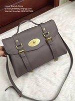 bag alexa - 2015 European England top luxury brand bags handbags women famous brands alexa original genuine leather Women handbags cm