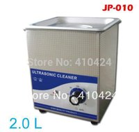 Wholesale 2L ultrasound cleaner W Stainless steel cellphone glasses jewelry special purpose with basket order lt no track