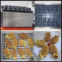 Wholesale Korean Electric sea bream fish shape cake baking machine fish shape waffle maker
