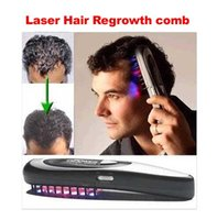 Wholesale 2015 China popular laser combs for hair loss laser hair growth combs laser hair care massager combs for sale