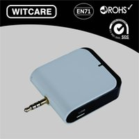 portable rfid reader - 1pcs Portable Mini UHF RFID Reader Writer in White Colour for Android and iPhone System with SDK Documents included