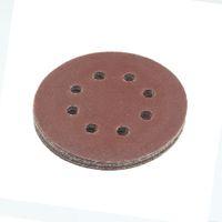 Wholesale 10 x Grit mm Velcro Sanding Disc Sandpaper for Rotary Sander Abrasive Paper Tools Accessoreis
