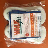 Wholesale 10pcs hot sale WalkFit Walk Fit Platinum Orthotic Insole Size C D E F G