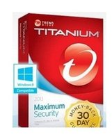 Wholesale Trend Micro Titanium Maxmium Security Year days one year users