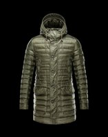 Wholesale Drop shipping retailed New Apparel Men Clothing Outwear Coats Men Down Parkas Coats Mixed order