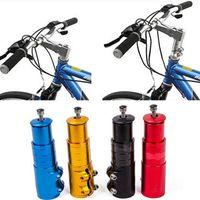 Wholesale Bicycle Bike Handlebar Fork Stem Riser Rise Up Extend Extender Head Up Adaptor Aluminium Alloy Ultrahigh Strength