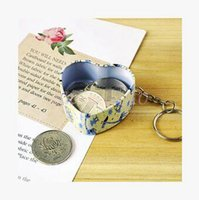 Wholesale 300pcs CCA3224 High Quality Portable Candy Color Floral Animal Heart Shaped Secret Tin Candy Holder Creative Coin Bag Gift Case Keychain Box