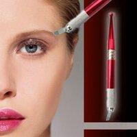 Wholesale Professional Manual Tattoo Permanent Makeup D Eyebrow Manual Tattoo Pen Eyebrow Pen Eyebrow Pen