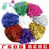Wholesale Large ball flower supplies cheerleading bouquet ball lalla ball g