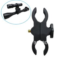 Wholesale New Heavy Duty mm to mm Ring Clamp Adapter Scope Barrel Tube Mount Weaver Picatinny Rail For Your Rifles Flashlights