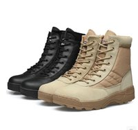 Cheap Men men outdoor hiking boot Best Winter Canvas waterproof platform hiking boots men