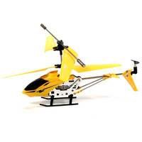 Wholesale DHL free Alloy Channel Remote Control RC Helicopter With Gyroscope Children s educational toys gift