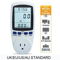 Wholesale New Programmable Smart Electronic Timer Socket Energy Saving Outlet With Timer Digital Timer US AU UK EU Plug