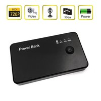 Wholesale 32GB P HD IR Night vison power bank hidden spy camera Motion Detection video recorder camera battery spy camera