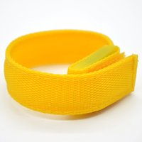 Wholesale Hot Sale Glowing Bracelet LED lights Flash Bracelet Wrist Ring Nocturnal Warnings Running Gear Glowing Armband