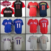 texas rangers - 2015 New men Texas Rangers Yu Darvish Jersey Cool Base Baseball Jersey Authentic Embroidery Stitch Cheap size S XL