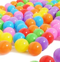 ball pit balls - Children tent marine ball environmental protection thicken and non toxic tasteless ball pits outdoor play water fun