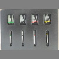 Cheap 1 Box Best Selling Dental Endo Quartz Spiral Fiber Post Drill Thread Glass Protaper Files