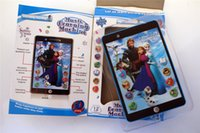 Wholesale Frozen Ypad educational toy English Learning Machine Tablet toys Computer with functions and color mixed