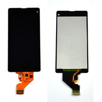 Wholesale For Sony Xperia Z1 Mini Compact D5503 M51W LCD Display Touch screen with digitizer assembly Tools