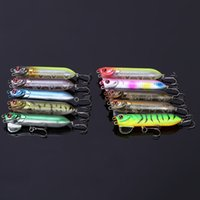 Wholesale Hot selling colors Fishing bait Fishing Lures hook Minnow fishing lures fishing tackle