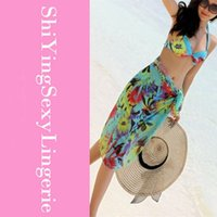 bali sarong - 2015 New Sexy Bali Beach Sarong LC40640 summer dress women beach towel