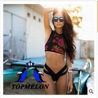 Cheap Top Quality 2014 topmelon the latest new item bikini swimsuits Women's swimwears High Quality Beach Bikinis Swimwear C1598 100PCS