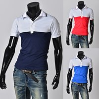 tommy shirt - 2015 latest fashion men casual short sleeve shirt new men t shirts tommy brand tees polos Man T Shirts