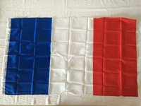 Wholesale The French flag France Flag Polyester Flag FT CM french Banner High Quality Cheap Price In kind Shooting