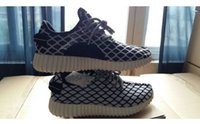 Cheap Yeezy boost 350 pirate black Best running shoe men