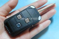 Wholesale High Quality Car Modified Flip Folding Remote Key Blank for Toyota Camry Key Shell Case Replacement