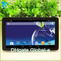 Wholesale Allwinner A33 Quad Core Tablet inch Android KitKat Tablets PC M GB GHz Bluetooth OTG Pad by OEM Factory directly selling