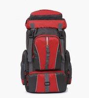 air release system - 50L professional sports backpack burden release air flow system unisex large hiking travel knapsack shoulder bag