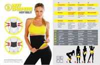 Wholesale DHL Slimming Waist Shapers Xtreme hot Shaper Belt Unisex Thermo Sauna Neoprene Slimming Hot Reducing Pants S XXL Size with retail package