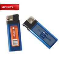 Wholesale Mini DV Digital Lighter DVR Camcorder Video Recorder USB Disk spy Hidden Camera Digital Video Recorders