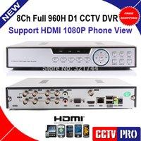 Cheap 2TB dvr Best 8Channel EM-DVR 8channels dvr