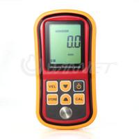 Wholesale Digital LCD Ultrasonic Thickness Gauge Sound Velocity Measurement