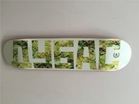 Wholesale Russian Brand Union Full Canadian Maple Skateboard Deck Wooden Letter Pattern Shape Skate quot quot Available