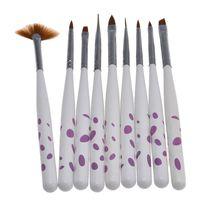 Wholesale Stylish women nail art Designer Pen Brush for Nail Art Learner beauty Tools