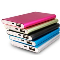 Wholesale Rose red blue black power bank mAh for elephone p7000 meizu m1 note smart phones charging easy portable external batteries long charge