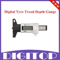 best brake pads - Best Quality Digital Tyre Tread Depth Brake Pad Break Gauge Caliper mm