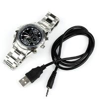 Wholesale 2016 New Mini Hidden Wrist Watch GB Video Spy Watch Camera DVR DV Waterproof Camcorder