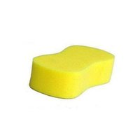 Wholesale 10 Yellow Waxing Buffing Sponge Pads For Clean Car Auto Cleaning Sponge Waxing Sponges Car Accessories
