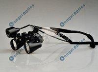 Cheap Free Shipping CM300 3X Binocular Dental Loupes Surgical Loupes &1W SZ-1 High brightness Surgical Headlight