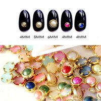 nail charms - TMC D Nail Jewelry Decoration Nails Art Nail Studs Charms Decoration Ongle New Arrive Glitter Rhinestone ZJ1096