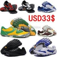 Atacado-Free shipping 5 dedos esportes sapatos 5 cinco dedos alpinismo sapatos homens dedos cinco ao ar livre desporto caminhadas de rock sapatos