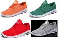 Wholesale 2014 New SB Stefan Janoski Max Men s and Women s Fashion Sneakers Shoes With Tick Swoosh Logo EU36