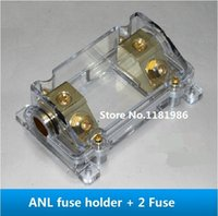 audio export - Retail Car Modification ANL High quality Fuse Holder Car Audio Accessories Export Bestsellers Specials
