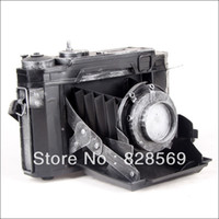 art craft camera - Wedding clothes decoration props vintage camera furnishings antique camera telephone Home decorations Gifts crafts